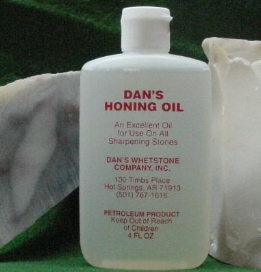 Dan's Honing Oil